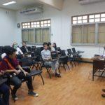 การประชุมแนวทางการจัดสอบวัดผลภาษาอังกฤษ (TOEIC)