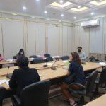 การประชุมทวนสอบและอนุมัติผลการเรียน ประจำภาคการศึกษาที่ 2/2562