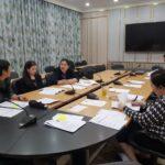 การประชุมตรวจสอบคุณภาพแบบทดสอบปลายภาค ประจำปีการศึกษา 1/2563